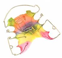Одночелюстные ортодонтические пластиночные аппараты