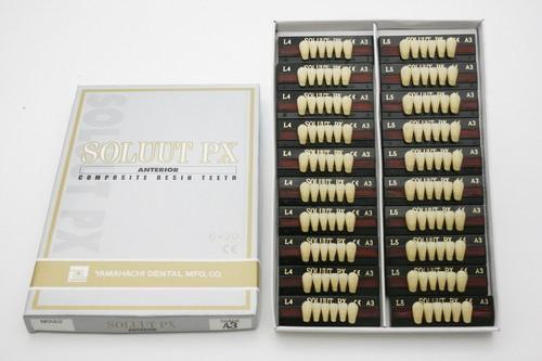 композитные зубы